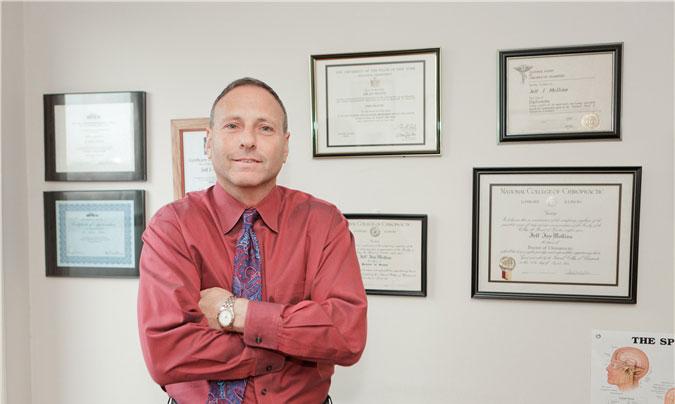 Chiropractor | Dr. Jeff Mollins, D.C. | Brooklyn